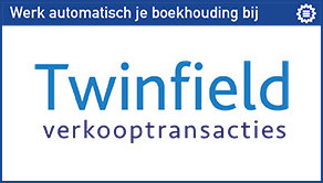 Start activatie Lightspeed - Twinfield